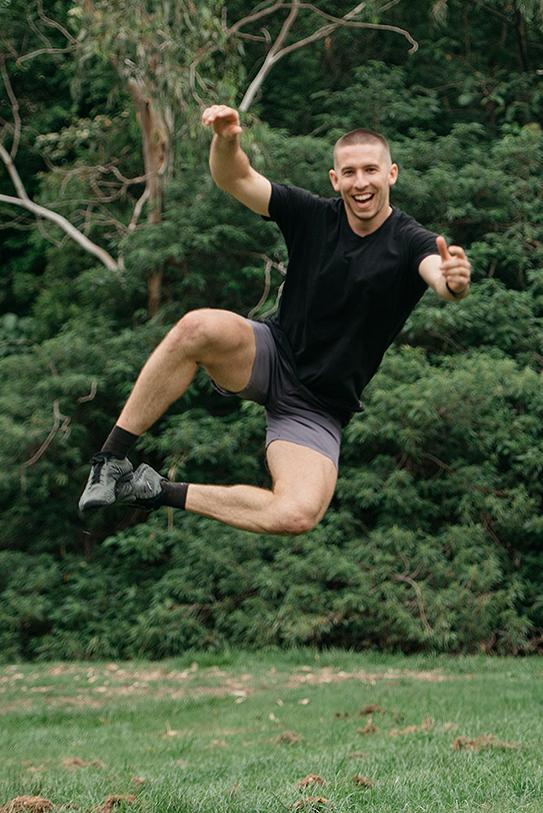 Personal Trainer Matt McKean